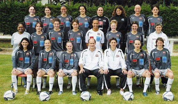 championnat foot feminin 2016